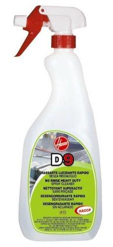Hoover Professional Sgrassatore universale per sgrassare rapido D9