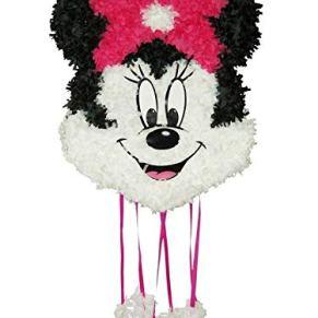 DISBACANAL Piñata Minnie Ros