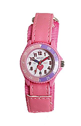Reflex Time insegnanti rosa orologio da polso ragazze BM5