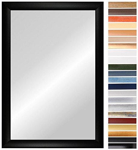 OLIMP 70 x 50 cm Specchio su misura con cornice, colore cornice: Argento Opaco, cornice per specchio...