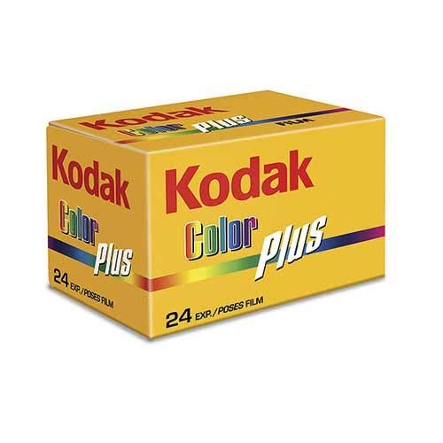 Kodak Color PLUS 200 Pellicola Fotografica