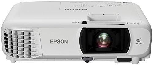 Epson EH-TW650 Videoproiettore 3LCD, Full HD da 3.100 lumen, Bianco