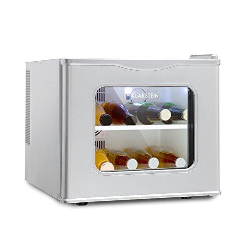 Klarstein Winehouse • Minibar • Mini frigo 17 Litri • Frigorifero per Bevande • 60 W •...
