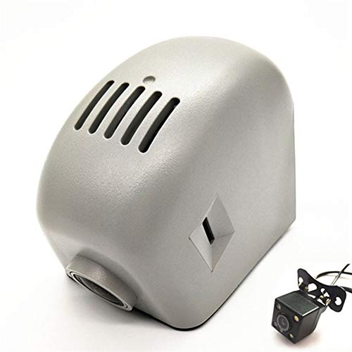 A3 / A4 / A4L / A6 / A6L / A7 / A8 / Q3 / Q5 / Q7 / Dash Cam Speciale Per Auto Dedicata, Doppia Lente Con Telecamera Posteriore Impermeabile, Visione Notturna, Wi-Fi, APP