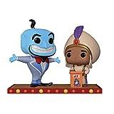 Funko- Aladdins First Wish Disney Aladdin Figure Movie Moments-409 Aladdin's Statua Collezionabile New York Toy Fair, Multicolore, One Size, 29375