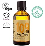 Naissance Aceite Esencial de Árbol de Té n. º 109 - 50ml - 100% Puro, vegano y no OGM