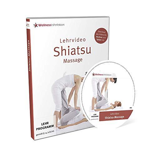 DVD Shiatsu-Massage (Lehrvideo) | Für Anfänger und Profis | Inkl. kostenloser Tablet-/Smartphone-Version zum Download [dvd] [2016]…