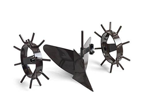 Husqvarna 577702001 - Kit aporcador con ruedas metálicas - TAO020
