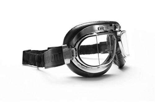 Gafas para moto BERTONI Antivaho y Antichoque