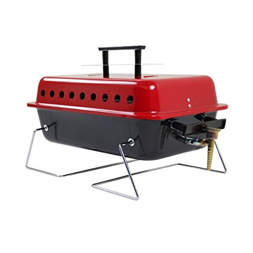 Crusader Gordon Barbecue portatile a gas, per campeggio e camper