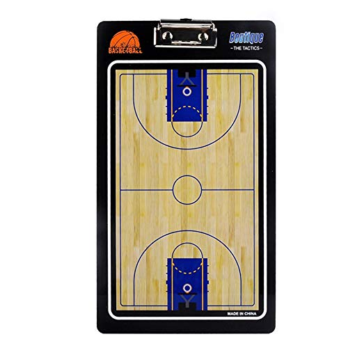 Zchui - Lavagna Tattica da Basket, Magnetica, Portatile, Resistente all'Usura, Pratica e Leggera,...