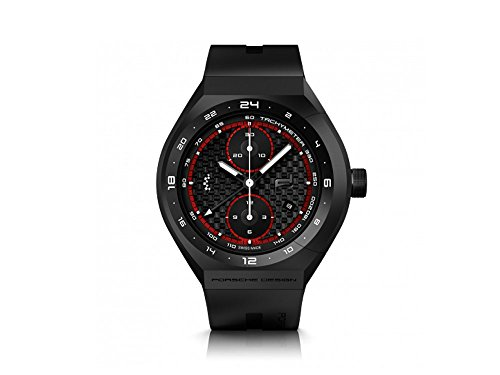 Porsche Design Monobloc Actuator Automatik Uhr, Titan, GMT, Limitierte Edition