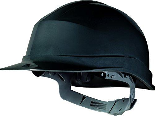 Delta Plus Venitex Zircon - Casco de seguridad con casco rígido, color negro