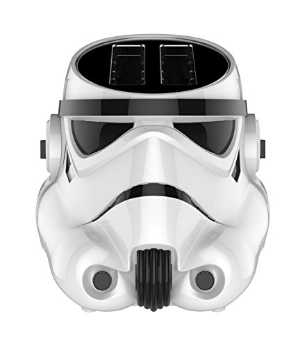 Pangea Tostapane a Forma di Stormtrooper