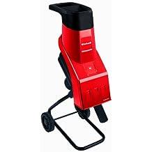Einhell GH-KS 2440 - Biotrituradora (potencia 2400 W, max. diámetro de ramas 40 mm, incl. bolsa de recogida de desperdicios)