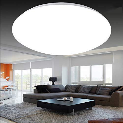 Plafoniera a led acrilico tondo camera da letto sala da pranzo lampada balcone corridoio
