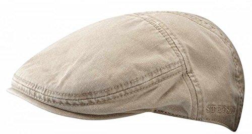 Stetson Art. Paradise Flatcap leichte modische Mütze 6911101