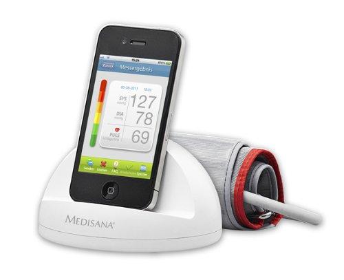 Medisana iHealth - Modulo sfigmomanometro, colore: Bianco