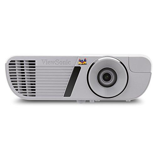 Viewsonic PJD7828HDL DLP Projektor (Full-HD, 3.200 ANSI Lumen, HDMI, 10 Watt Lautsprecher, 1.3x optischer Zoom) Weiß
