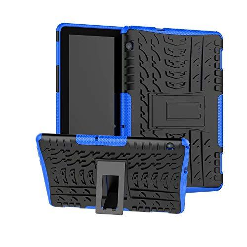 XITODA Custodia per Huawei MediaPad T5 10, Hybrid TPU Silicone & Duro PC Protezione Cover per Huawei...