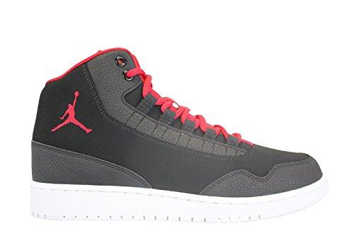 Nike Jordan Executive (GS), Scarpe da Fitness Uomo, Multicolore (Black/Gym Red/Gym Red/White 001), 40 EU