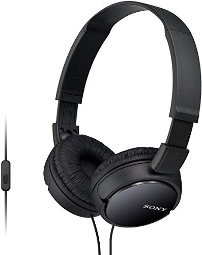 Sony MDR-ZX110APB - Auriculares para smartphone Negro + micro