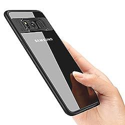 Kaufen vitutech Samsung Galaxy S8 Schutzhülle, Galaxy S8 Handyhülle TPU Bumper Case Premium Kratzfest Ultra Dünn Stoßfest Hülle für Samsung Galaxy S8 Case Cover - Schwarz