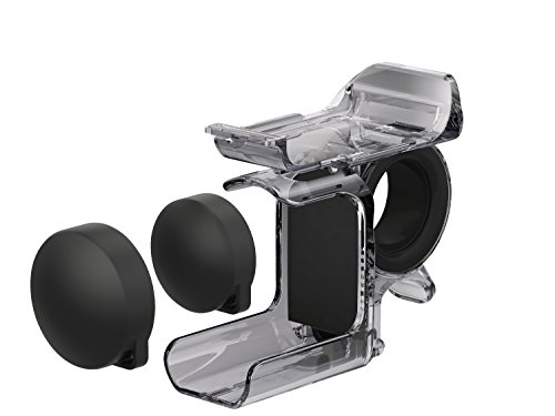 Sony FDR-X3000R + AKA-FGP1 Camera d'action ultra-stabilisée/4K | Travel Kit | Blanc 26