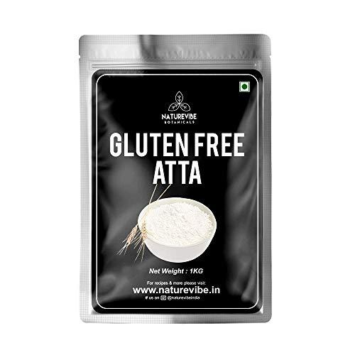 Naturevibe Botanicals Gluten Free Flour - 1Kg