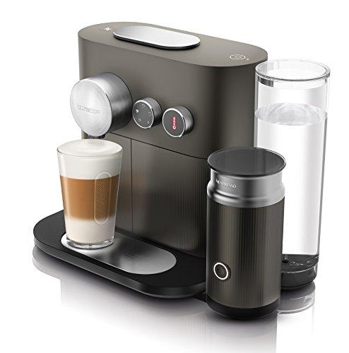 DeLonghi EN355.GAE Macchina per Il caffè con Sistema a Capsule Nespresso, 1700 W, 1 Cups, Plastica,...