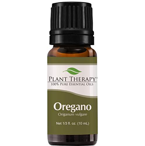 Plant Therapy Oregano (Origanum) Essential Oil. 100% Pure, Undiluted, Therapeutic Grade. 10 ml (1/3 oz).
