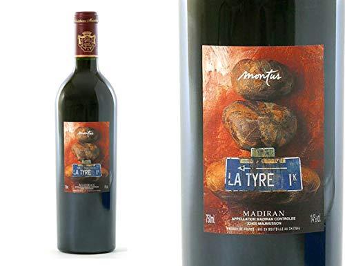 BRUMONT CHÂTEAU MONTUS LA TYRE 2003 - Madiran - Rouge - 0.750 l