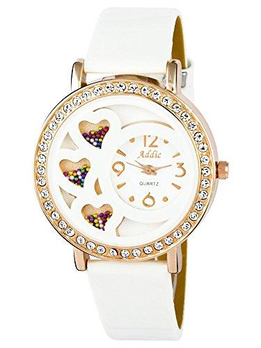 Addic Analogue Multi-Colour Dial Women's Watch-Addicww428