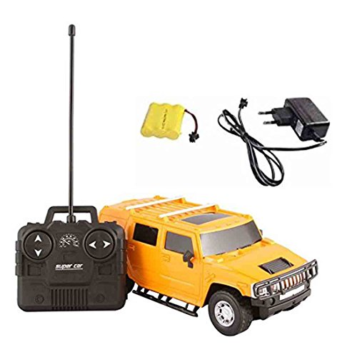 DOMENICO Fantasy India Rechargeable Remote Control Hummer Car