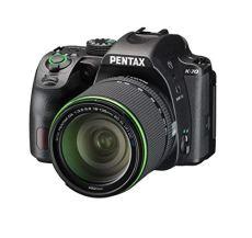 Pentax K-70 - Cámara réflex (Objetivo 18-135 mm, 24 MP, sensibilidad ISO hasta 102400) Color Negro