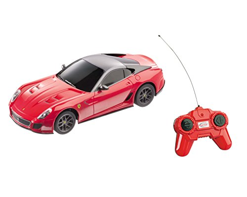 Mondo-Motors-63119-Vhicule-Miniature-Radiocommand-RC-Ferrari-599-GTO-Echelle-124