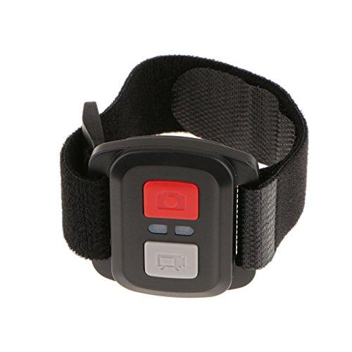 B Blesiya Camera Digitale 2.4G Controllo Remoto con Cintura da Polso per EKEN Cameras H9R/H9 Plus/H9 Pro/H9S/H8R