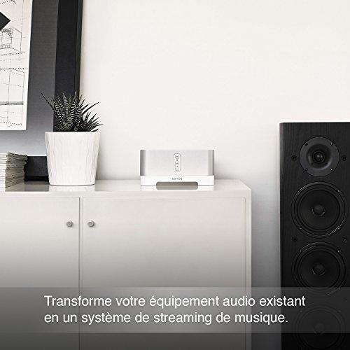 41jZzQJwkGL [Bon Plan Amazon] Sonos CONNECT:AMP - Connexion amplifiée sans fil de votre chaine Hi-Fi avec tous les produits Sonos