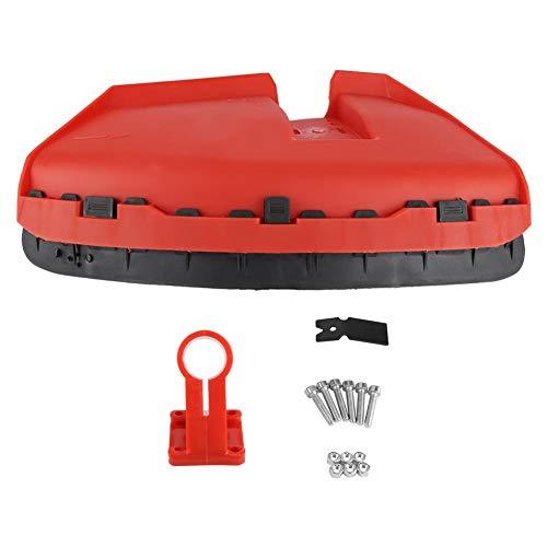 TOPINCN Diámetro de 26mm Cubierta de protección de la cortadora de césped Apta para CG520 430 Cortacésped de Repuesto Guardia Jardín Cortadora de cepillos Accesorios