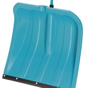 GARDENA Pelle à neige KST 40 combisystem: pelle de déneigement avec bord en plastique résistant à l'abrasion, lame en plastique, résistant au froid jusqu'à -40 °C, largeur de travail 40 cm (3240-20)