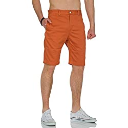 TWOTHIRDS Chino Shorts Sargasso Sea Deepwater (31, Sunset)