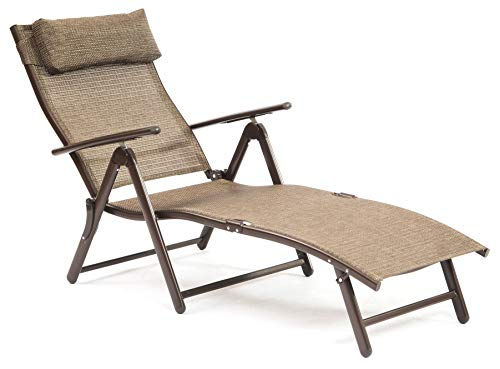 The Suntime Havana Sun Lounger boasts a fabulous design that brings some class of elegance to your garden. Most importantly, it offers comfort to anyone looking for a chair to rest on in their garden