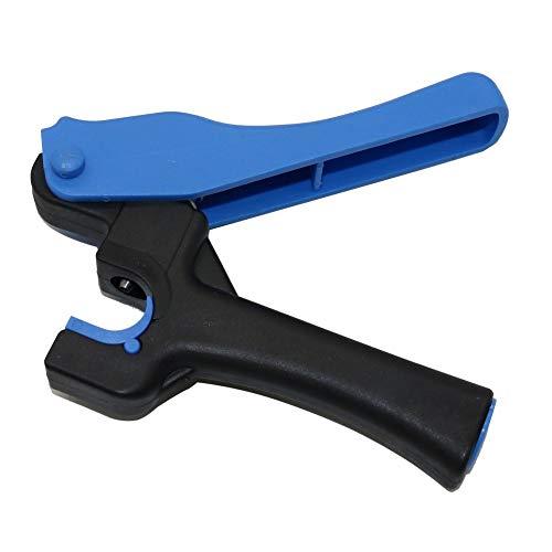 Perforadora de agujero de 4mm para 16mm 20mm PE tubo manguera agujero perforar herramientas de riego jardín accesorios de agua conectores conexiones