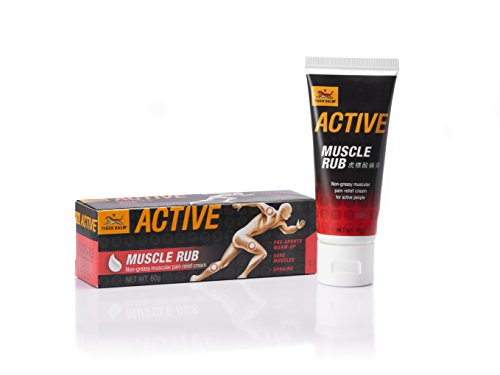 TIGER BLAM ACTIVE MUSCLE RUB