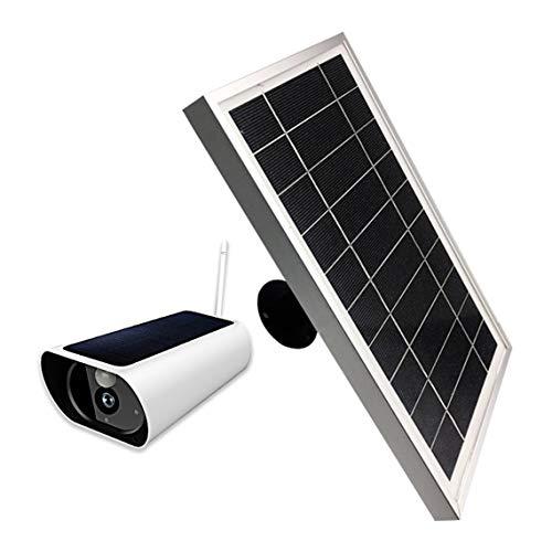 Momorain Videocamera di rete intelligente a distanza Q3 interna ed esterna della videosorveglianza di sicurezza di potere basso della macchina fotografica solare 4G