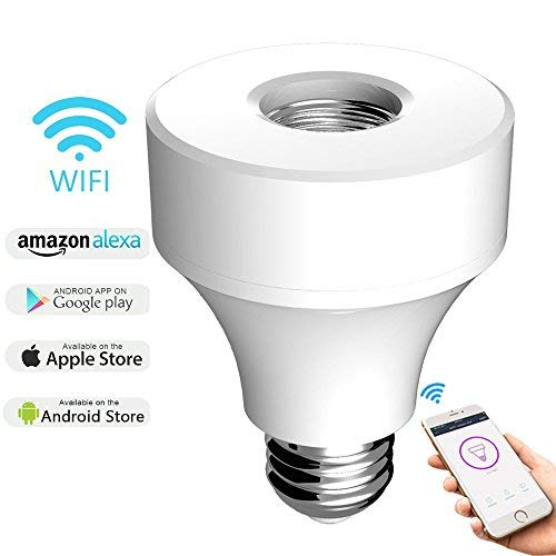 WiFi Ampoules Smart Douille E27