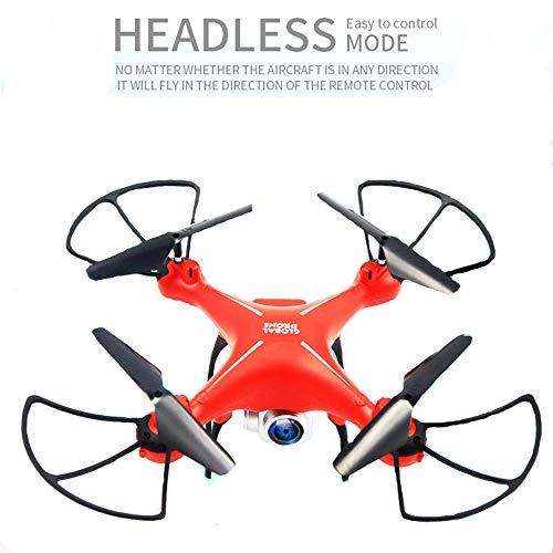 Drone Pieghevole A Distanza, Drone WiFi FPV, Telecamera Grandangolare HD 1080p, Video Live E...