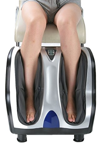 Robotouch Standard Foot & Calf Massager With Kneading & Vibration – The Relief That Legs Carve!!!