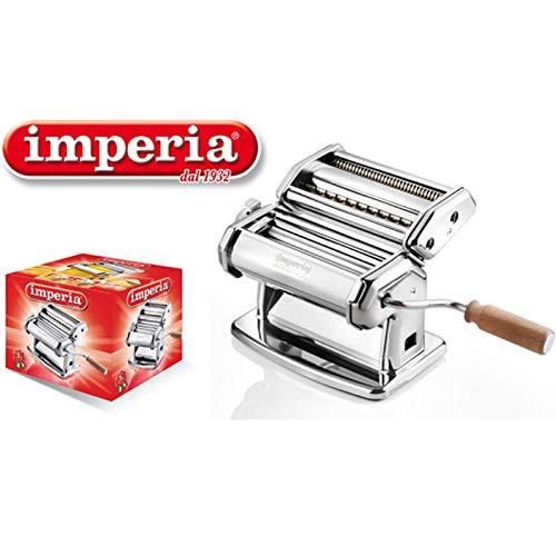 CHEMAGLIETTE! Macchina Pasta Imperia Sfogliatrice Chitarra Fettuccine 150 mm TN_19500100