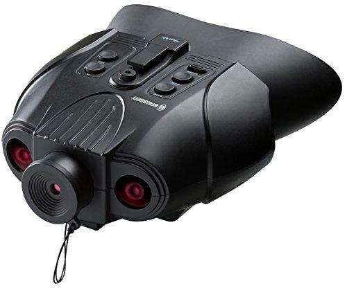 Bresser 1877490 Visore Notturno Digitale Binoculare 3x con Funzione di Ripresa